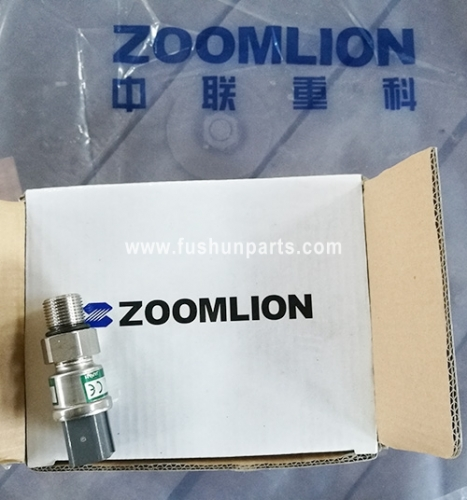 Mobile Crane Parts Pressure Sensor for ZOOMLION QY25V/QY50V/QY70V