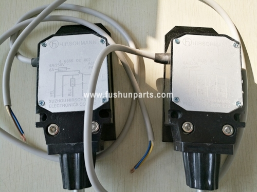 HIRSOHMANN Electric Switch For ZOOMLION QY30