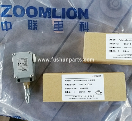 ZOOMLION Parts Limit Switch 1020500140 For Mobile Crane