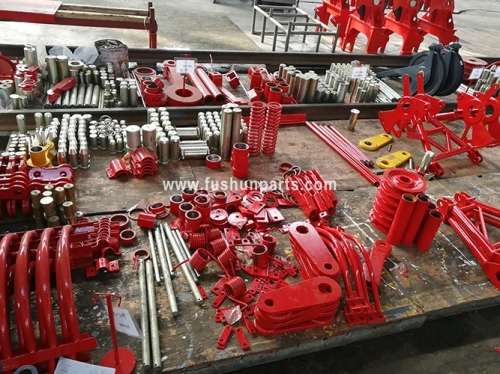 OEM Structure parts With High Quality using in Crawler Crane