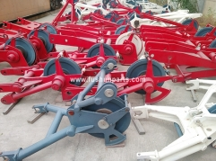 Runner With High Quality using in Crawler Crane's Boom