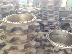 Undercarriage Parts Drive Sprocket for FUWA Crawler Crane