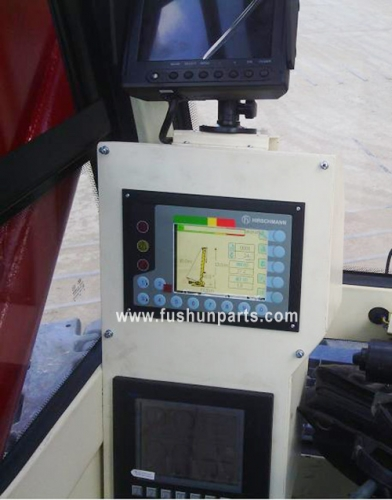 Crane Load Display Safe Moment Indicator IC4600 For SANY, ZOOMLION Crane