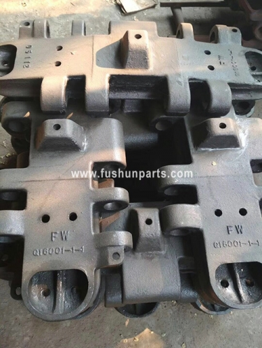 Undercarriage Parts Track shoes Track Plate for FUWA(FUSHUN) QUY150C Crawler Crane