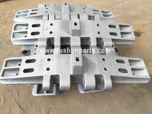Crane Undercarriage Heat Treated Track shoes Track Plate for LIEBHERR Crawler Crane XW40001-1-1
