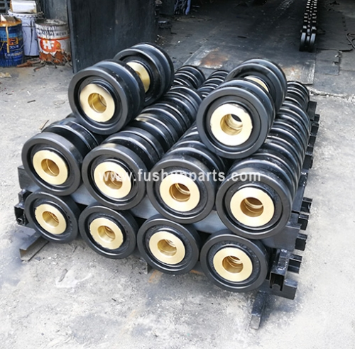 Undercarriage Parts Track Rollers for MONITOWOC Crawler Cranes
