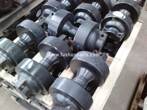Crane Undercarriage Parts Upper Rollers for HITACHI SUMITOMO
