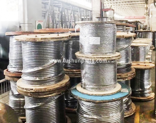 Crane Hoisting Wire Rope 6*29FI+IWR-20mm