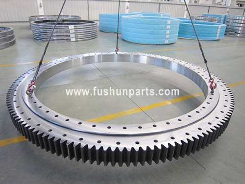 Construction Machinery Slewing Bear,Slewing Ring for Crawler Crane, Excavator