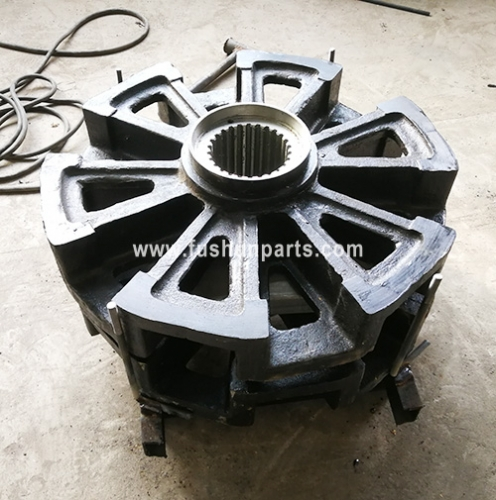 Wheel Rollers Drive Sprocket for FUWA QUY150A Crawler Crane