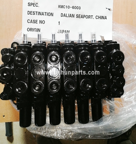 Multiport Valve KMC10-6003 for FUWA QUY150A Crawler Crane