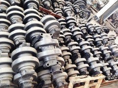 Undercarriage Parts Track Rollers for FUWA QUY50 Crawler Cranes