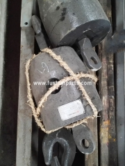 Heavy Duty Lifting Hooks for FUWA Crawler Crane