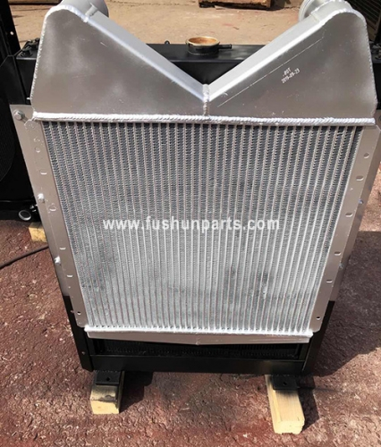 Crane Spare Parts Engine Radiator Cooler For SANY, FUWA, XCMG Construction Machinery
