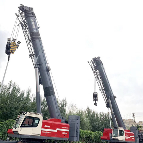 Proper use of crane rope and safety inspection methods