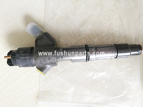 Engine Spare Parts Injector For ZOOMLION QY70 Crane
