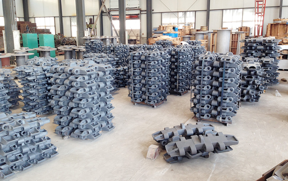 Quality Crane FUWA Crane Undercarriage Parts For Sales